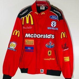 Other - Bill Elliott Kudzu Racing Vintage Jacket size M